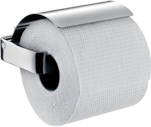EMCO Papierhalter LOFT mit Deckel chrom