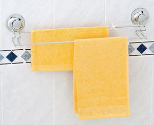 Everloc Handtuchhalter Handtuchständer Handtuchstange Hakenleiste Handtuchhaken