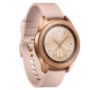 Armband für Samsung Galaxy Watch 42 mm - rosébeige - S
