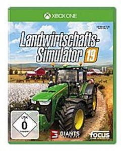 Landwirtschafts-Simulator 19 - Konsole XBox One