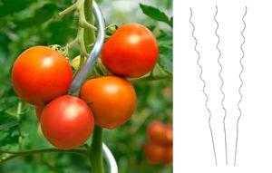 20 Stück Tomatenspiralstab 180cm Tomaten Spiralstab Pflanzstab Pflanzspiralstab