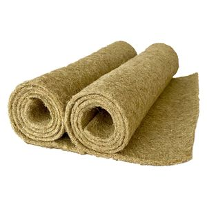 Nager-Teppich aus 100 % Hanf, 150 x 80 cm 5 mm dick, 2er Pack