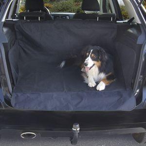 Dino Auto Hundedecke 145x144cm Rücksitz Schutzdecke Schondecke für Rücksitze