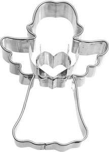 RBV BIrkmann Ausstecher Engel mit Herz - 7 cm