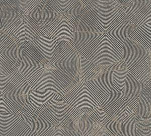 Livingwalls Ethnotapete Metropolitan Stories Nala Cape Town Vliestapete mit Glitzereffekt schwarz gold grau 10,05 m x 0,53 m