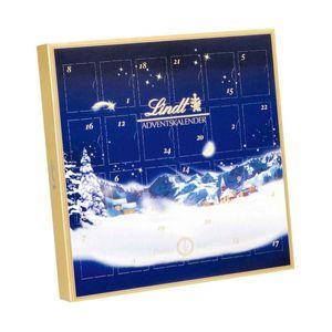 Lindt Mini Tisch Adventskalender Weihnachtszauber Schoko 115g 2er Pack
