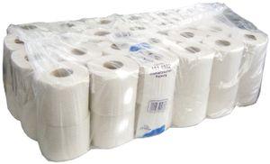 Fripa Toilettenpapier Basic 2-lagig weiß 48 Rollen à 250 Blatt