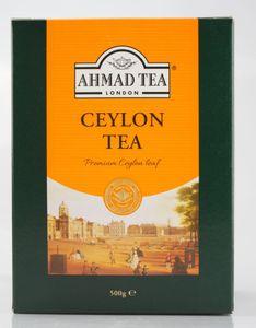 Ahmad Tea- Ceylon Tea Loser Schwarztee 500 Gramm