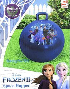 Sambro Disney Frozen Die Eiskönigin Hüpfball mit Griff