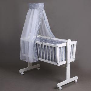 Babywiege Babybett Kinderbett Schaukelwiege Stubenwagen Beistellbett Wiege