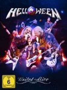 Helloween: United Alive (Doppel-BluRay)