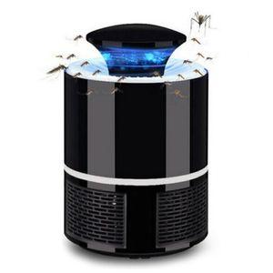 Moskito Killer Insektenvernichter USB Elektrisch LED Mückenfalle Licht Insektenlampe Mückenfalle