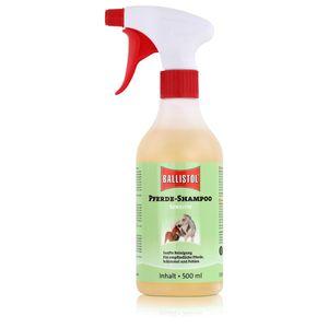 Ballistol Pferde-Shampoo Sensitiv 500ml - Sanfte Reinigung (1er Pack)