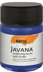Javana Stoffmalfarbe dunkelblau