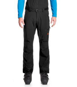 maier sports Ski-Hose strapazierfähige Herren Snowboard-Hose SDP Schwarz, Größe:44