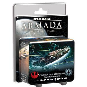 FFGD4310 - Schurken und Verbrecher - Star Wars Armada, ab 14 Jahren (Erweiterung, DE-Ausgabe)
