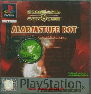 Command&Conquer Alarmstufe Rot Pone / PSX