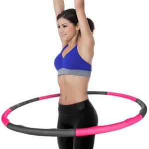 Hula Hoop Reifen für Fitnessübungen, Hula Hoops für Erwachsene, Abnehmen Hula Hoop, Professionelle Hula
