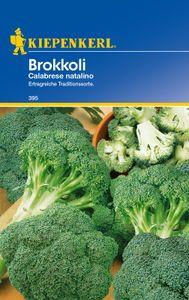 KIEPENKERL® Brokkoli Calabrese natalino - Gemüsesamen