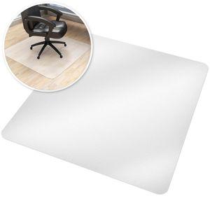 tectake Bodenschutzmatte für Bürostühle - 120 x 120 cm