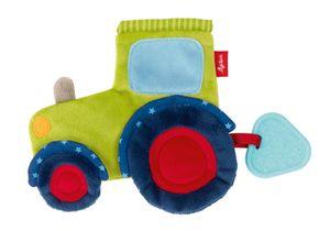 Sigikid Aktiv-Schnuffeltuch Traktor