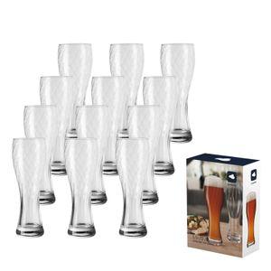 Leonardo MAXIMA Weizenbierglas 0,5l 12er Set