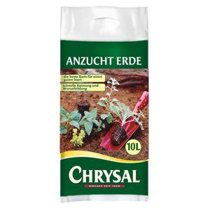 Chrysal Anzucht Erde - 10 Liter