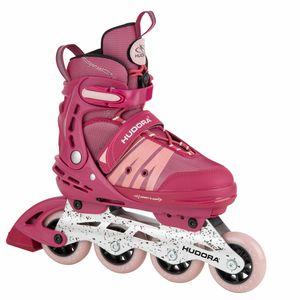 Hudora Inline Skates Comfort berry Gr.29-34