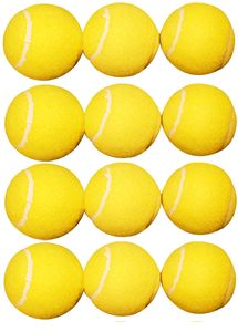 Charlsten Tennisbälle 12 Stück im Set