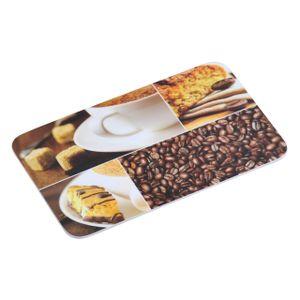 KESPER Frühstücksbrettchen Kaffee 23,5x14,5 cm
