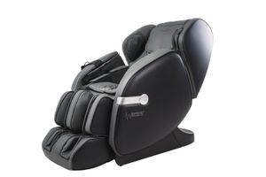 CASADA Massagesessel BETASONIC II - Der Einsteiger - Fernsehsessel Liegesessel grau/schwarz