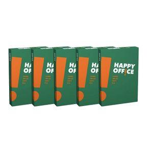 Happy Office Kopierpapier 1.000 Blatt A4 80g