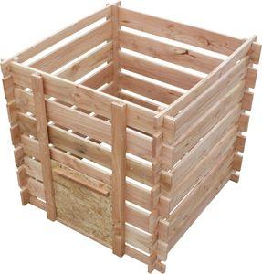 Komposter aus Holz der Naturdouglasie