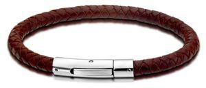 Lotus Style Herren Schmuck Armband Armschmuck Leder LS1119-2/2