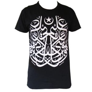 PANASIAM T-Shirt Garuda Tiger, Farbe/Design:Arab Design, Größe:L