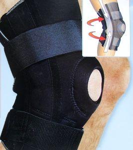 Premium Comfort Kniegelenkbandage Bandage Universalgröße Coolmax (Polyesterfasern)