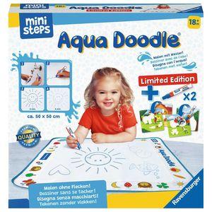 RAVENSBURGER ministeps Aqua Doodle® Limited Edition Malmatte Malen mit Wasser