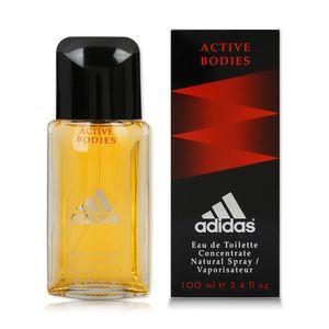 Adidas Active Bodies Eau de Toilette Concentrate 100 ml