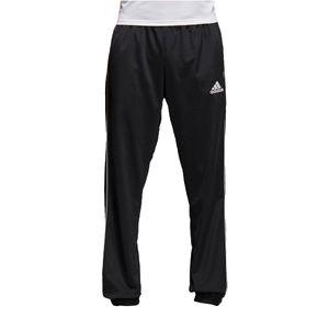 adidas Jogging Hose Core 18 Fußball Trainingshose Herren, Größe:L, Farbe:Schwarz