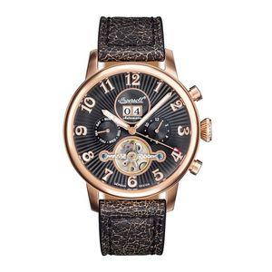 Ingersoll Herren Uhr Armbanduhr Automatik Cochise IN1103RBK