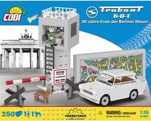 Cobi Youngtimer Kollektion Kit Trabant 601 250-teilig 24557