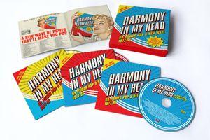 Harmony In My Head-UK Power Pop & New Wave (3CD)