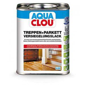 CLOU L10 AQUA Treppen- und Parkettversiegelungslack seidenglänzend 5 Liter