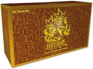 Yu-Gi-Oh! - Yugi's Legendary Decks I - Sammelkarten