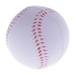 Soft Baseball Baseballball Weiß Größe 7,5 cm