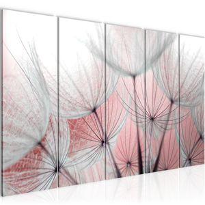 Blumen Pusteblume BILD 200x80 cm − FOTOGRAFIE AUF VLIES LEINWANDBILD XXL DEKORATION WANDBILDER MODERN KUNSTDRUCK MEHRTEILIG 206155c