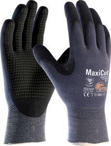 ATG Schnittschutz-Handschuhe 44-3445 Schnittschutzhandschuhe MaxiCut Ultra DT 2497 Mehrfarbig blau/schwarz 11