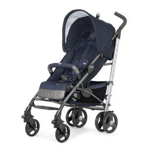 Chicco 05079548090000, Traditioneller Kinderwagen, 1 Sitz(e), Blau, 22 kg, 1 Stück(e), Regenschutz