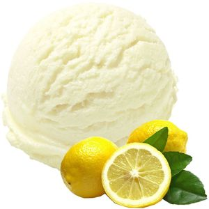 Zitrone Geschmack Eispulver Softeispulver 1:3 - 1 kg