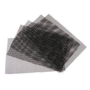 5 Stück Kunststoff Drainage Net Bonsai Mesh für die